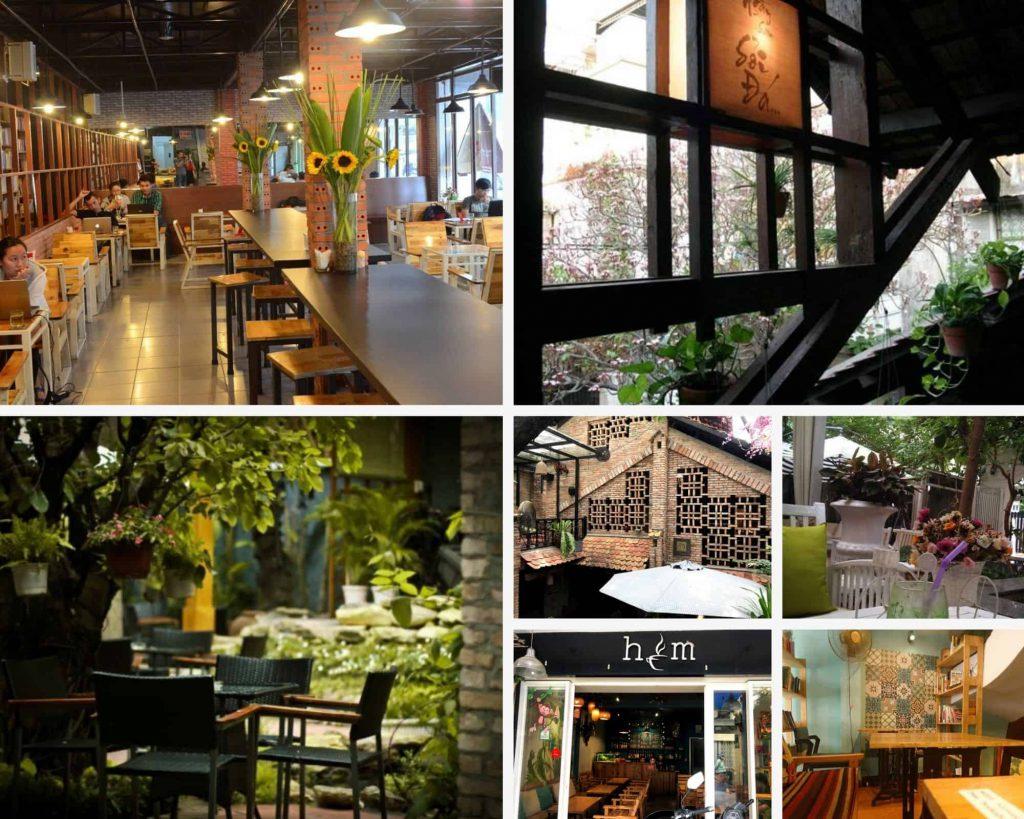 Các quán Cafe quận Tân Bình