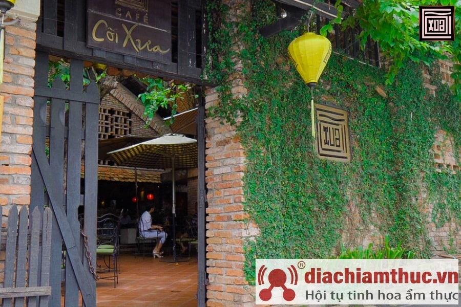 Cafe Cõi Xưa Tân Bình
