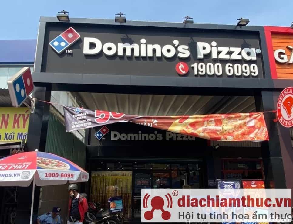 Nhà hàng Domino's Pizza