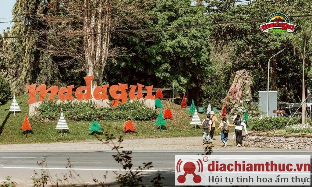 Khu du lịch Madagui - Bảo Lộc
