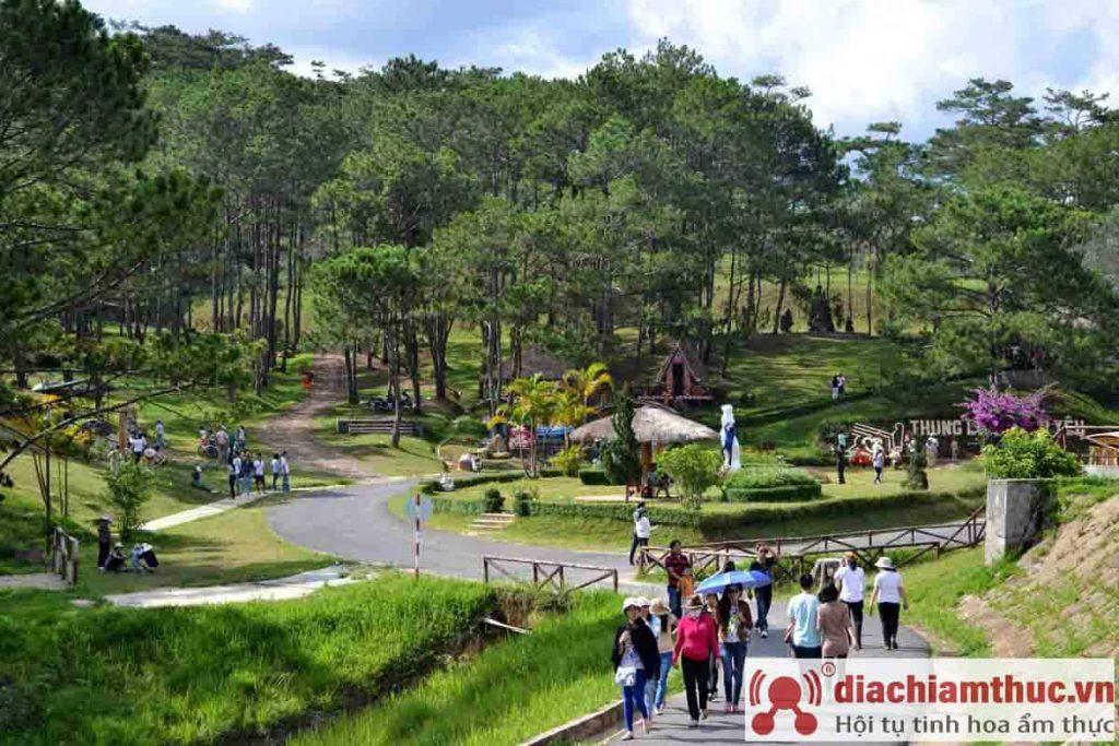 Khu du lịch Madagui ở Bào Lộc