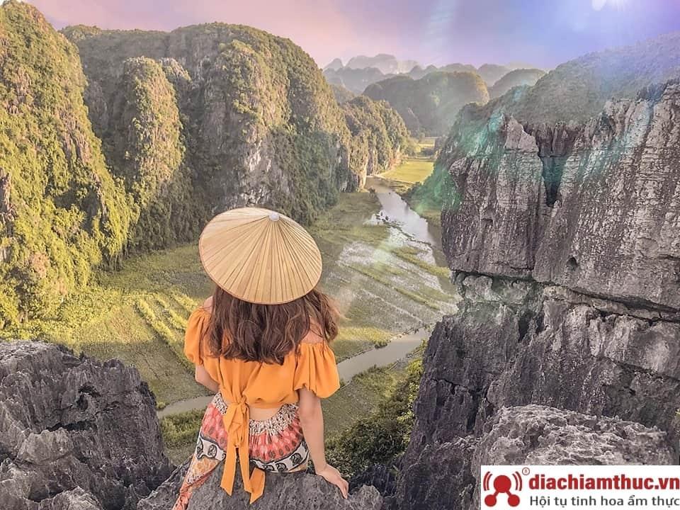 lịch trình du lịch trong 1 ngày Ninh Bình