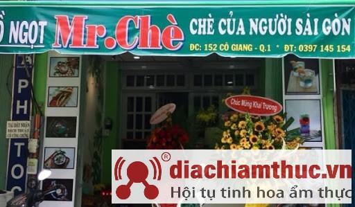 Mr Chè Cô Giang quận 1