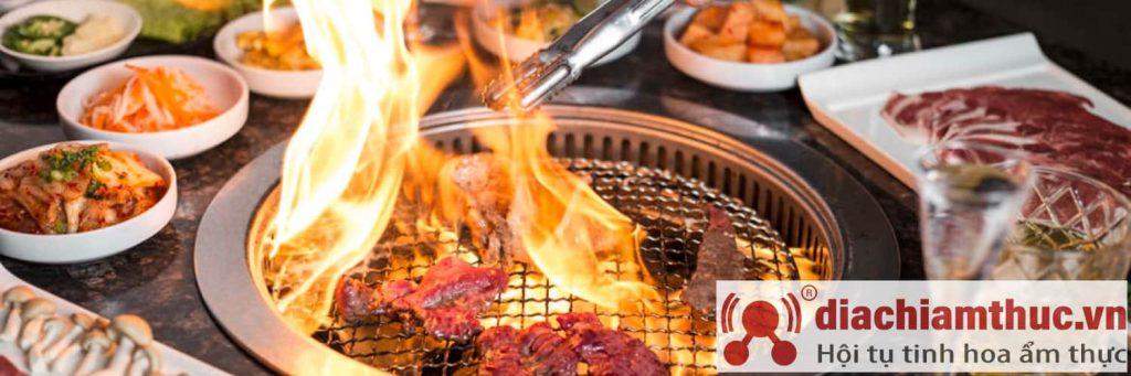 Nhà hàng Namsan BBQ