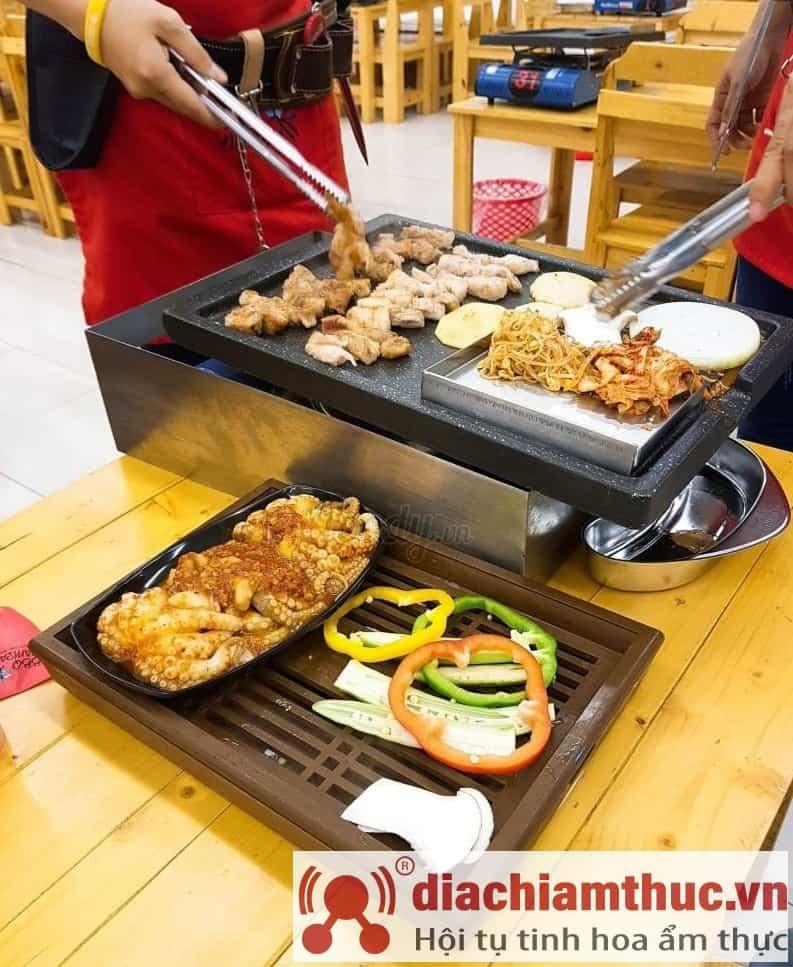 Nhà hàng Namsan