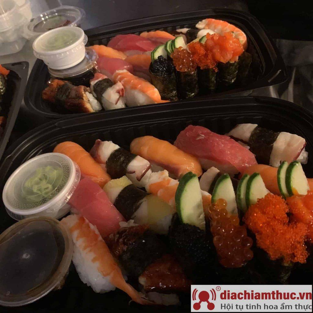 Nhà hàng Sushi To q.2