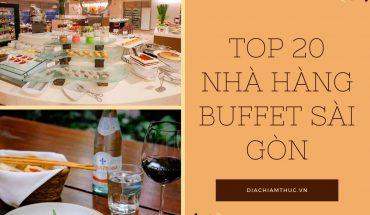 Nhà hàng Buffet Sài Gòn