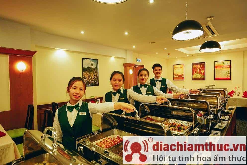 Nhà hàng Buffet Sài Gòn Level9