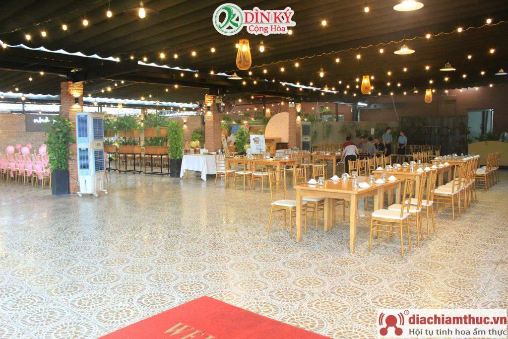Nhà hàng Dìn Kí