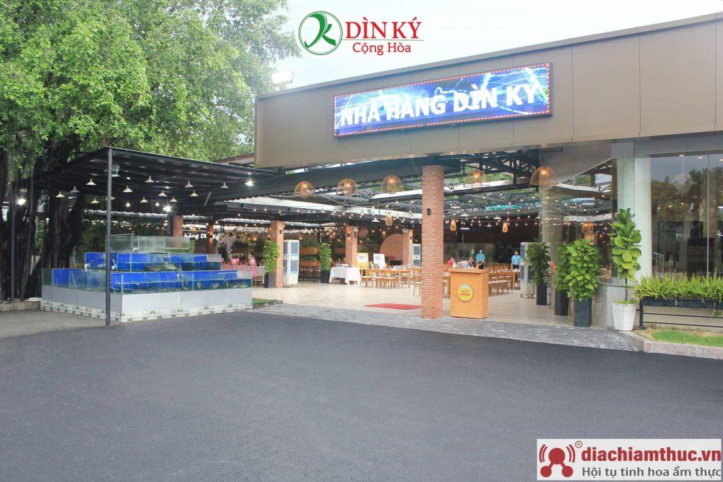 Nhà hàng Dìn Kí Sài Gòn