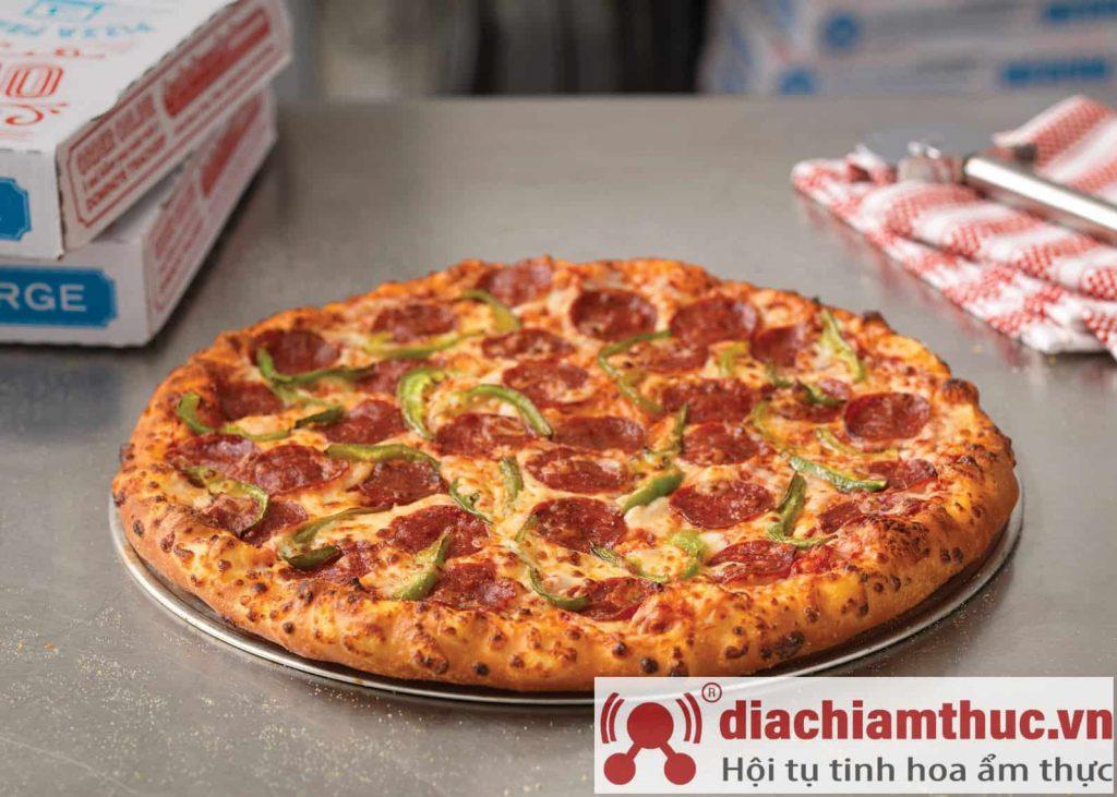 Nhà hàng Domino's Pizza quận 8