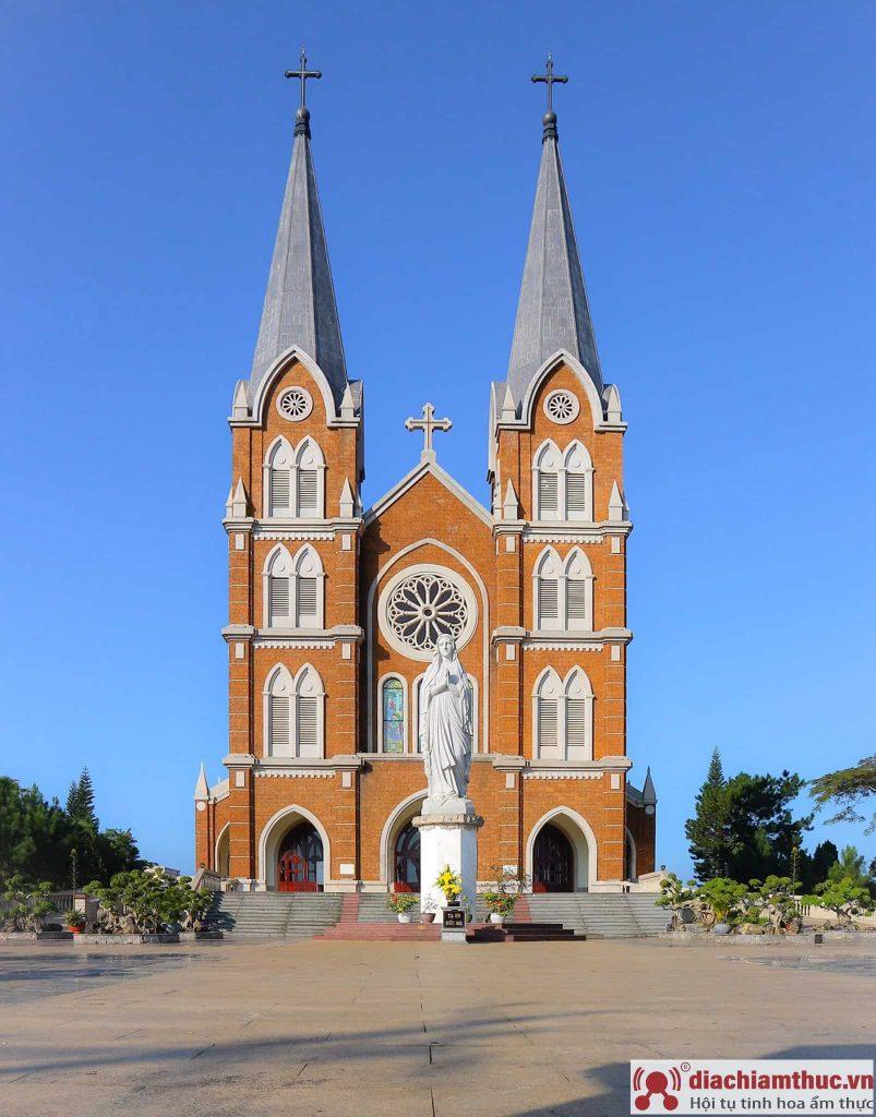 Nhà thờ Thánh Mẫu