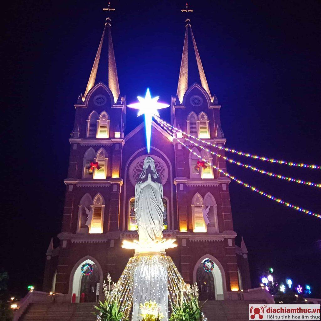 Nhà thờ Thánh Mẫu - Bảo Lộc
