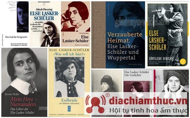 Những tác phầm của Else Lasker-Schüler