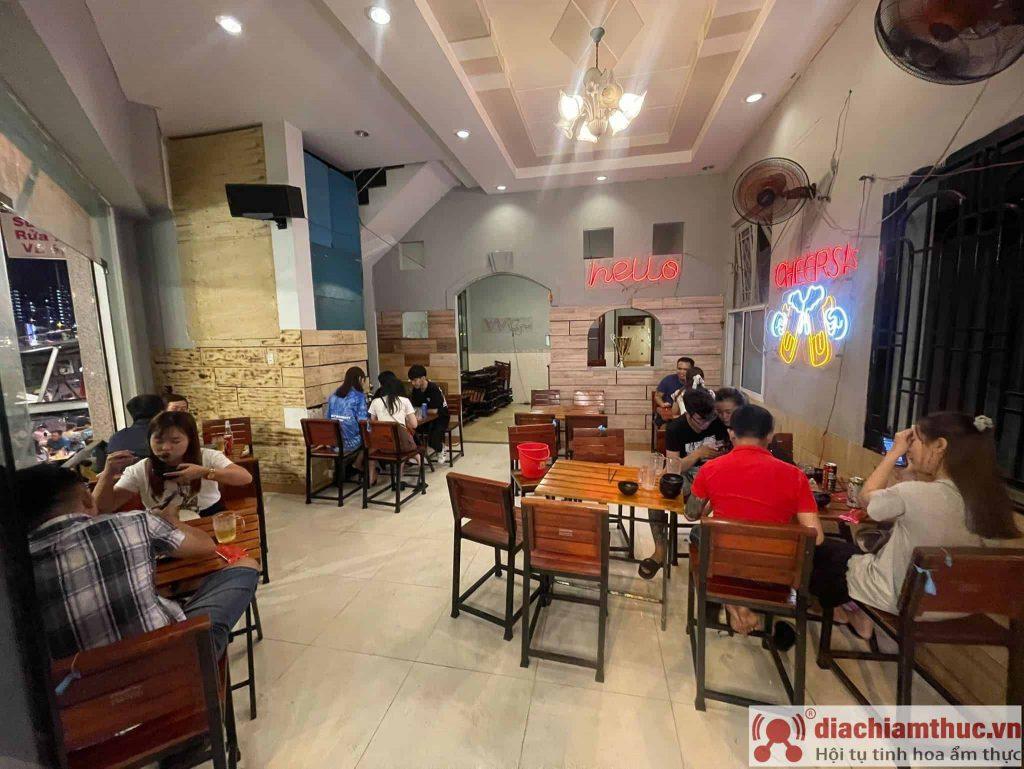 Quán nướng ngói Sài Gòn quận Gò Vấp