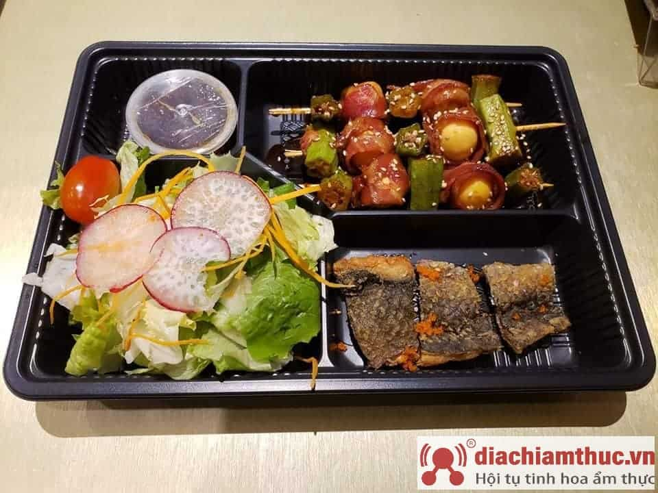 Nhà hàng Sakura