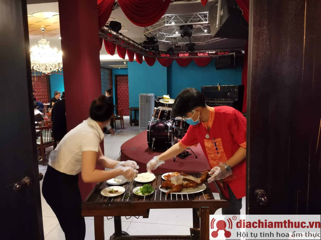 Nhà hàng Tân Hải Vân quận Gò Vấp