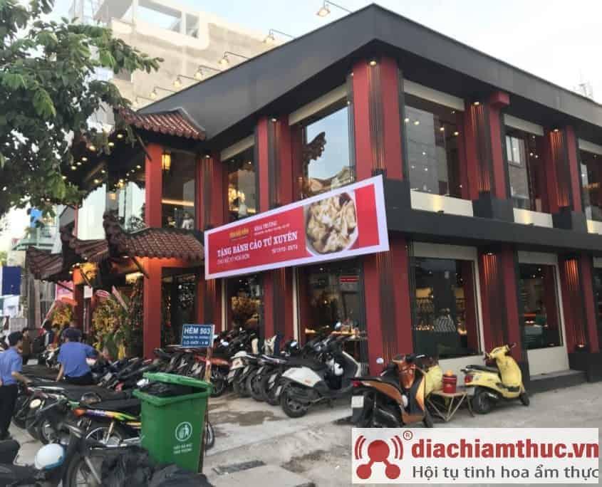 Nhà hàng Tân Hải Vân