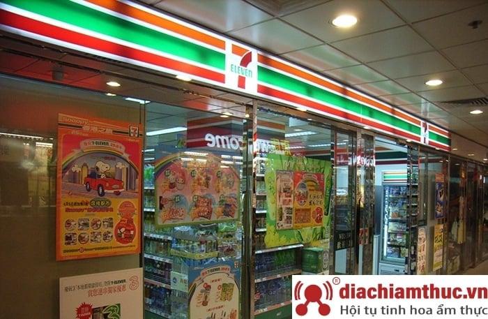 7-Eleven - Chi nhánh