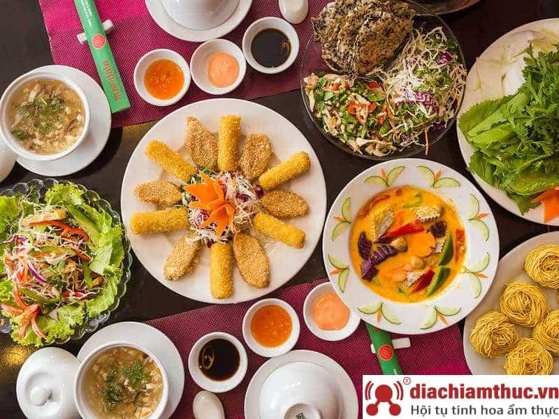 Ẩm thực tại Vinpearl Land Nha Trang