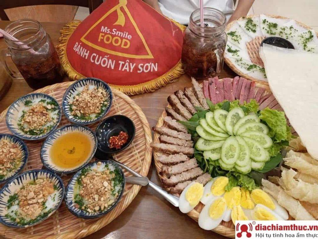 Bánh Cuốn Tây Sơn - Gò Vấp
