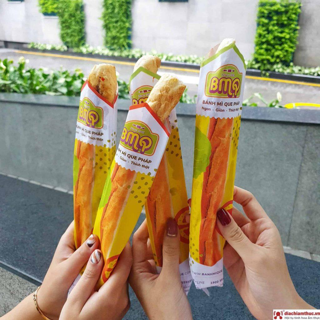Bánh mì que BMQ gần đây ở Bình Thạnh