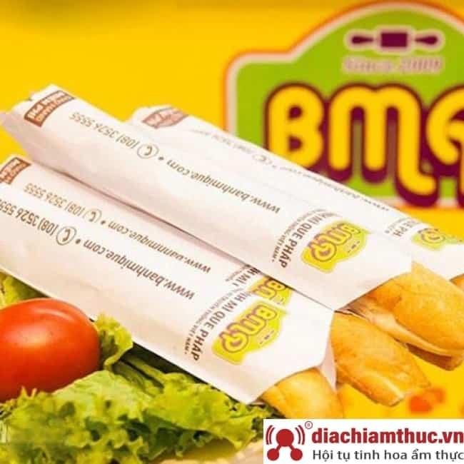 Bánh mì que BMQ gần đây ở Quận Tân Bình