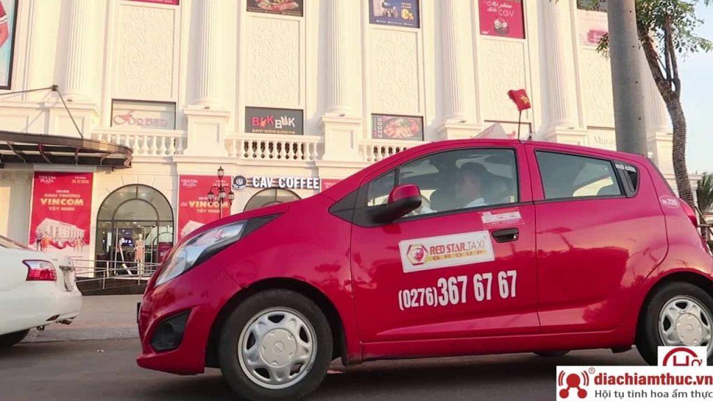 Bắt Taxi Tây Ninh