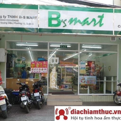 B's Mart - Chi nhánh