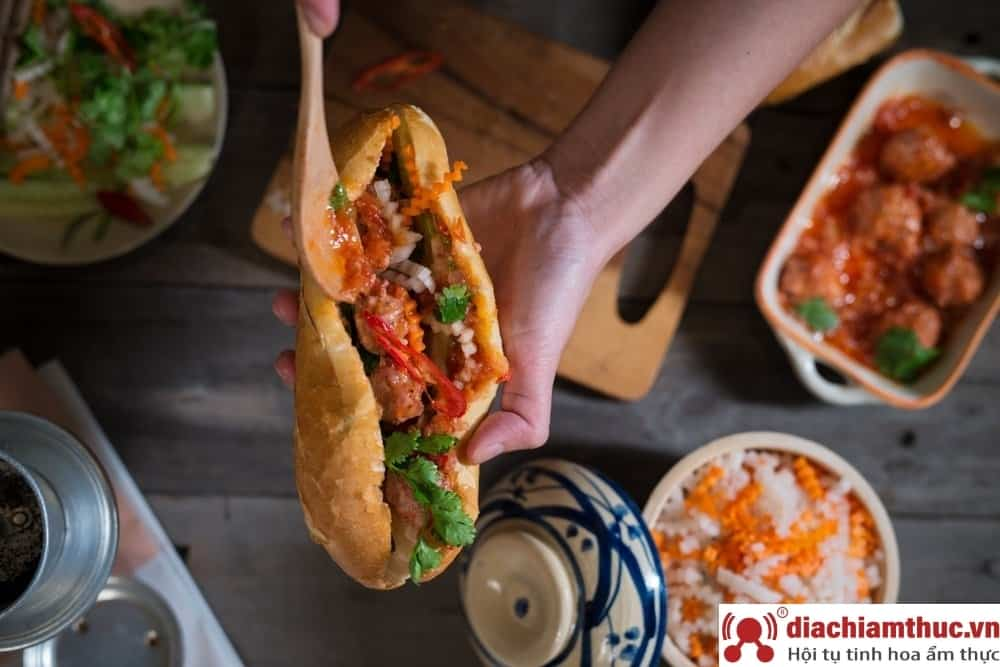 Các loại bánh mì Việt ngon