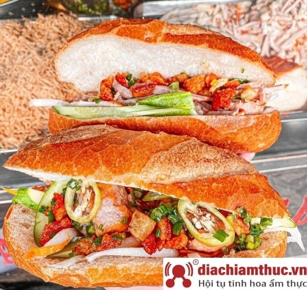 Các tiệm bánh mì gần đây ở Phú Nhuận