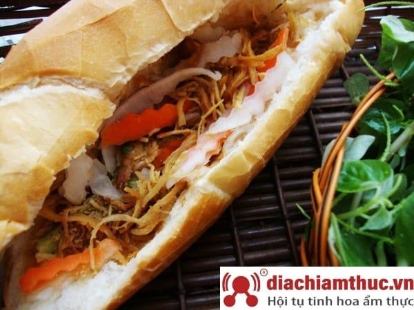 Các tiệm bánh mì gần đây ở quận Phú Nhuận