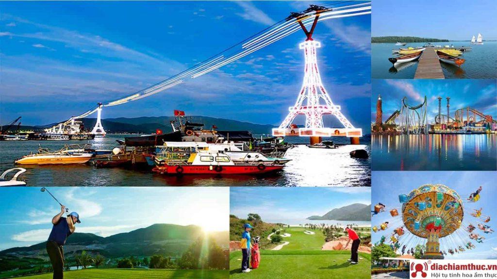 Chi phí tham quan Vinpearl Land Nha Trang