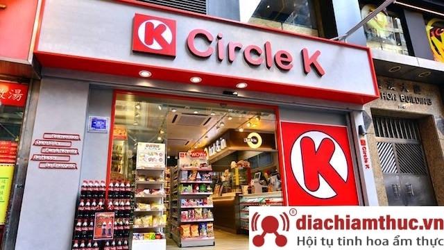 Circle K - Cửa hàng