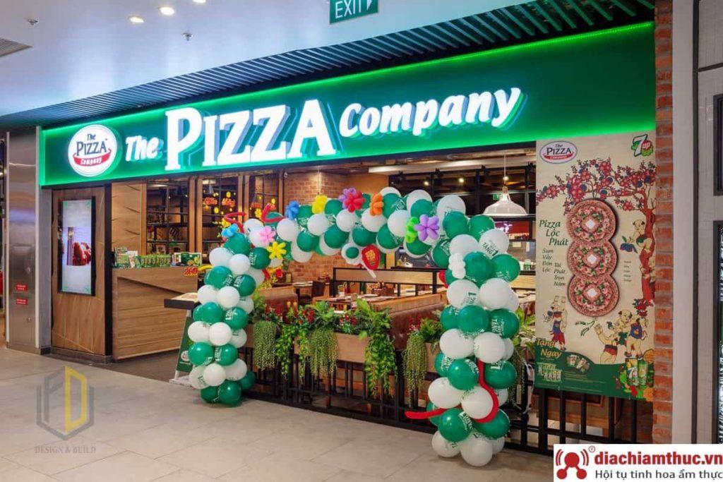 Cửa hàng Pizza Company