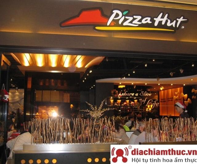Cửa hàng Pizza Hut - chi nhánh