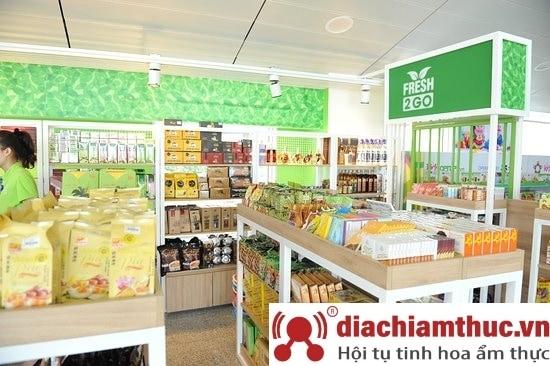 Cửa hàng tiện lợi Fresh2Go