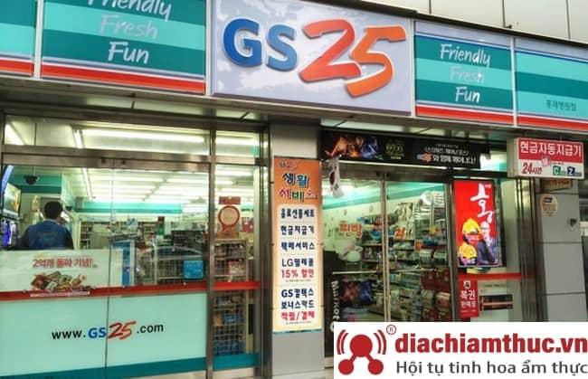 Cửa hàng tiện lợi GS25