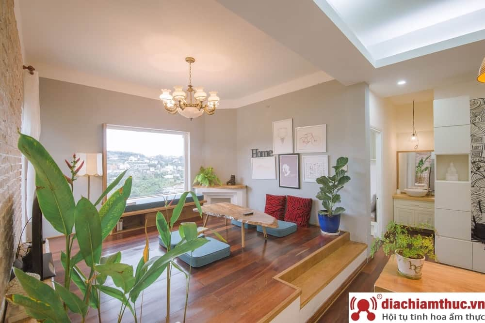 Dalat Lacasa Homestay II - View