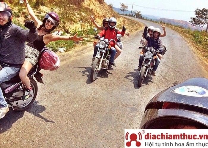 Đi Xe máy đến Nha Trang