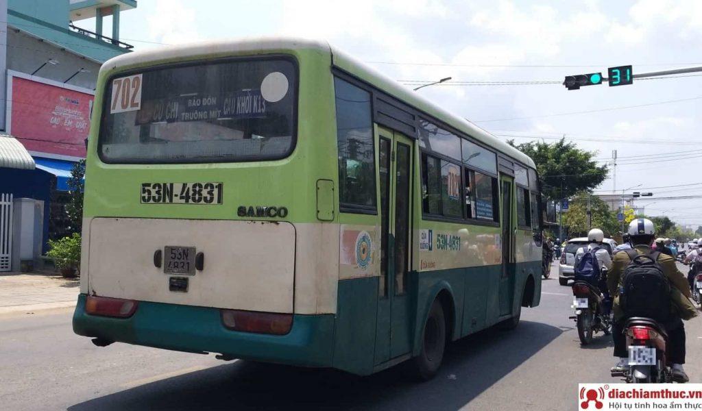 Du lịch đến Tây Ninh bằng xe bus