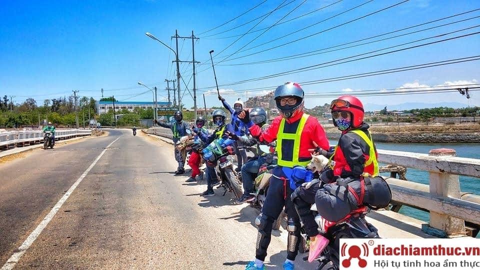 Du lịch đến Tây Ninh bằng xe máy