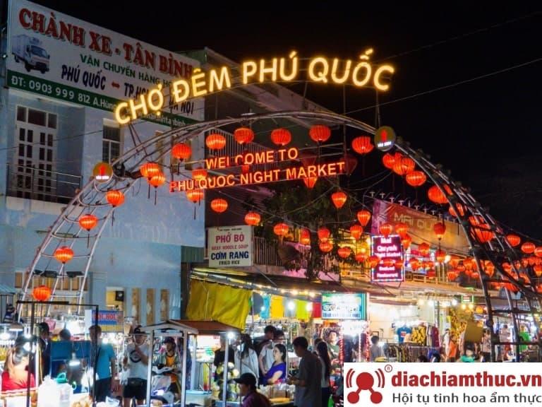 Ghé chợ đêm Phú Quốc