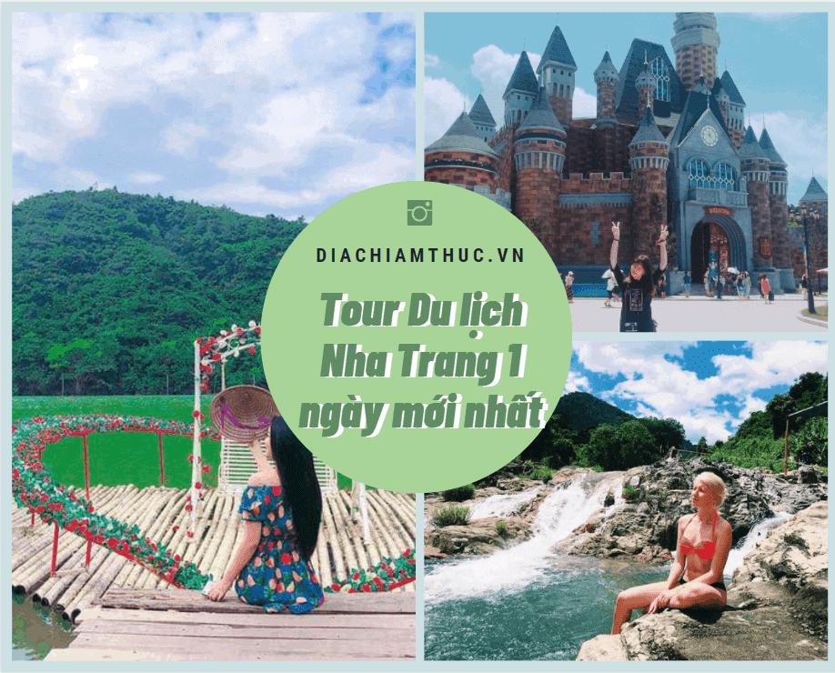 Giới thiệu về tour Nha Trang 1 ngày