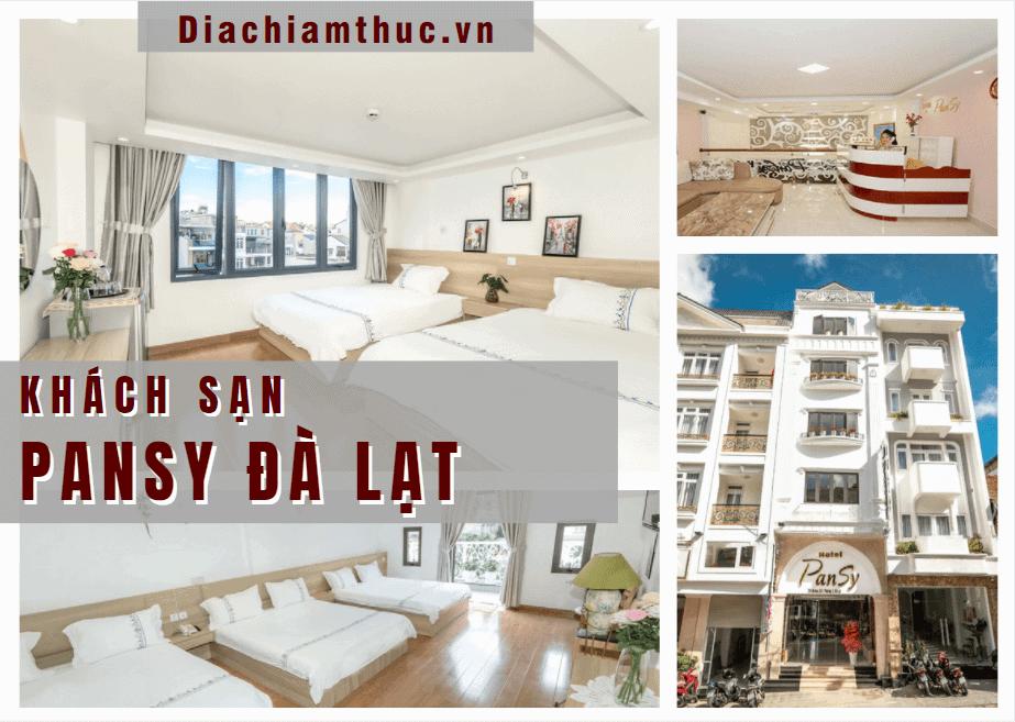 Hotel Pansy Đà Lạt