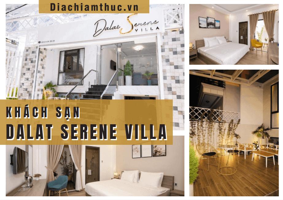 Khách sạn Dalat Serene Villa