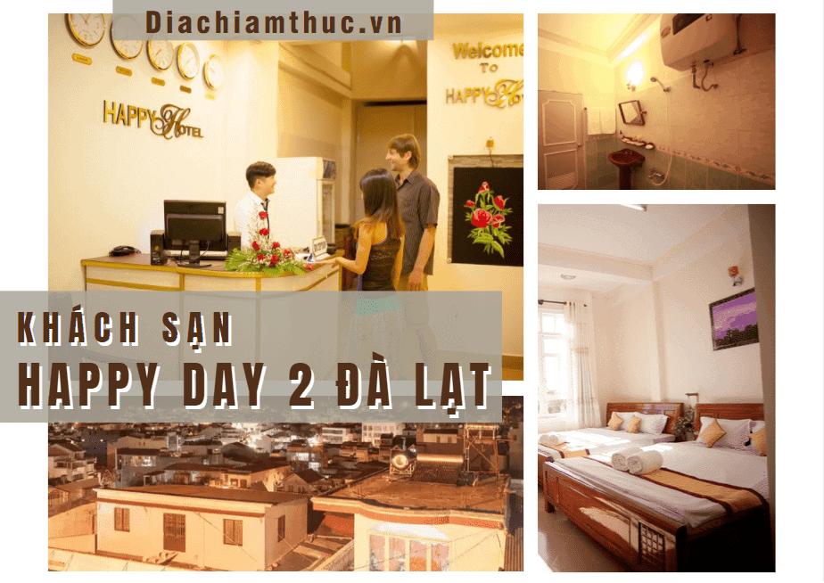 Khách sạn Happy Day 2 Đà Lạt