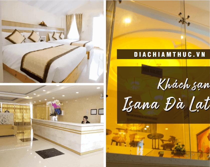 Khách sạn Isana Đà Lạt