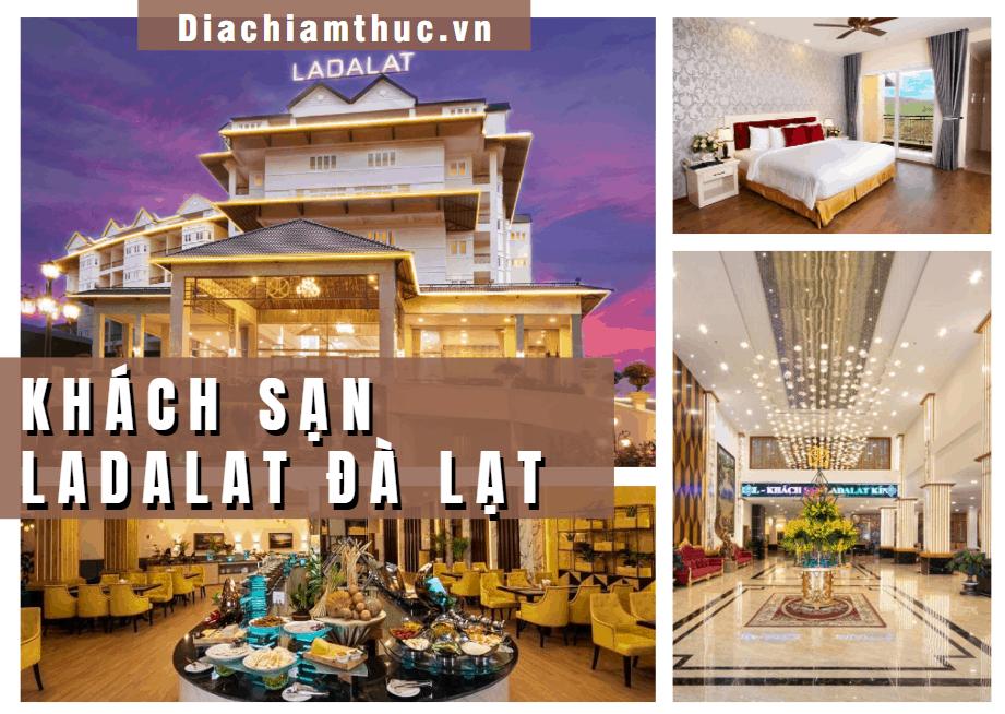 Khách sạn Ladalat Đà Lạt