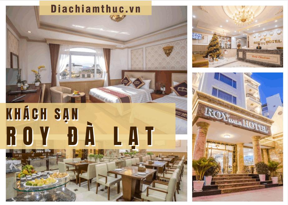 Khách sạn Roy Đà Lạt